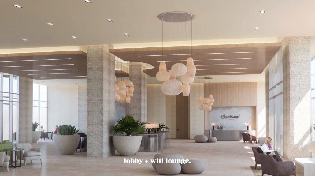 Charisma - Phase II Lobby