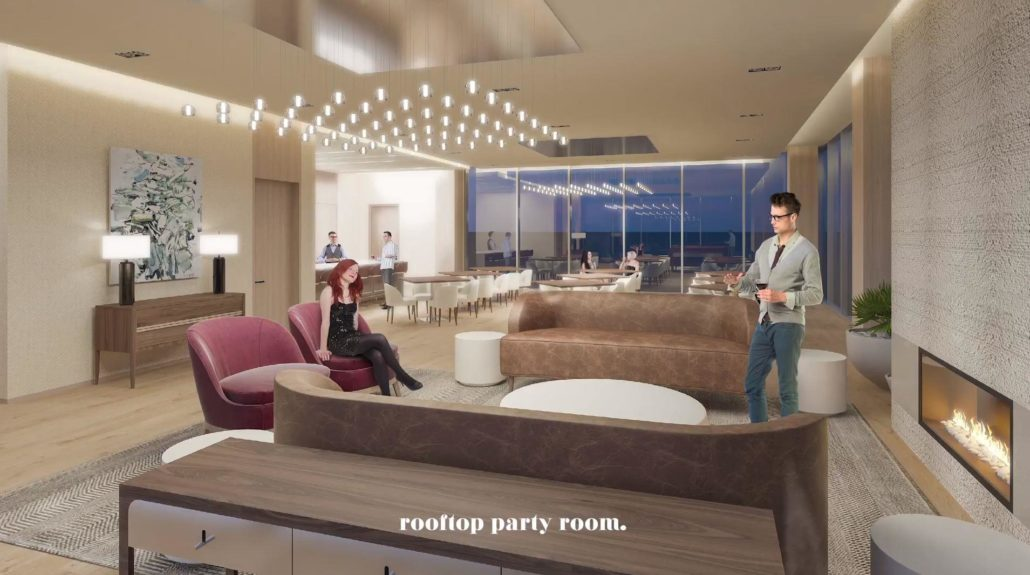 Charisma - Phase II Party Room