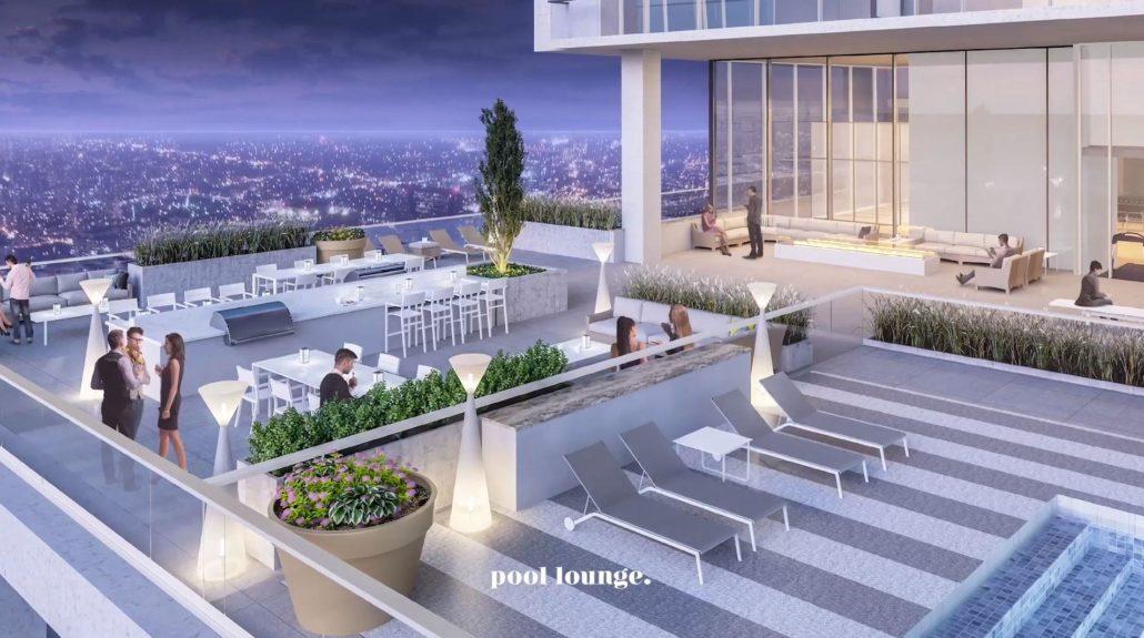 Charisma - Phase II Pool Lounge