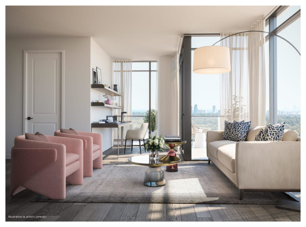 Notting Hill Phase 3 Suite