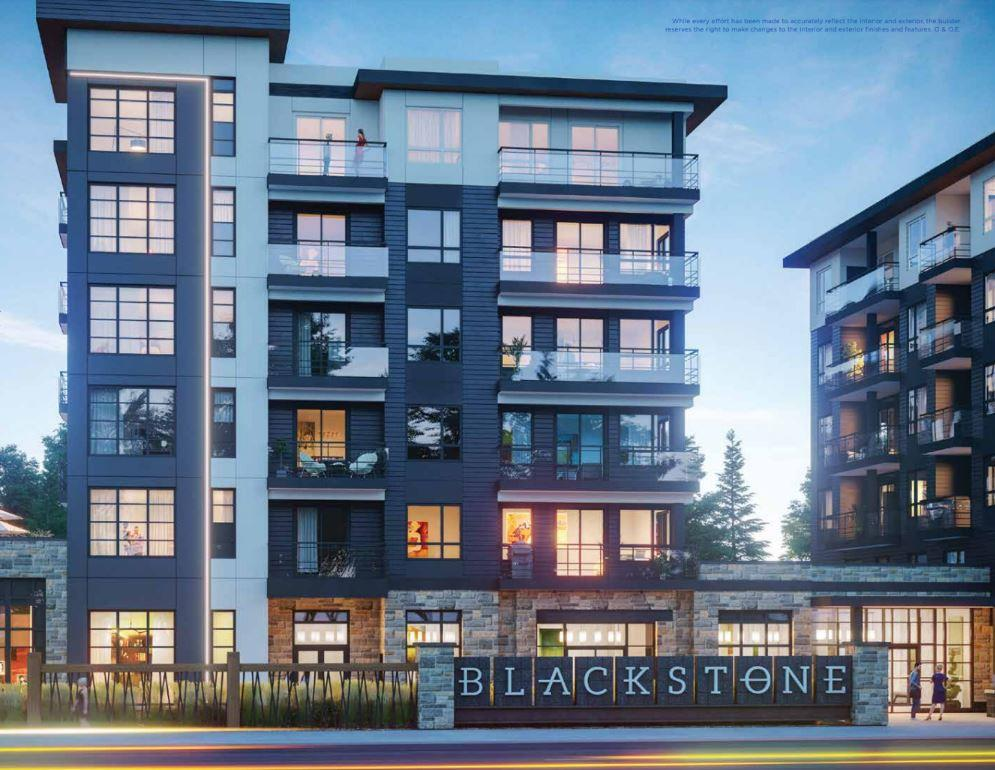 Ro at Blackstone Condominiums Exterior