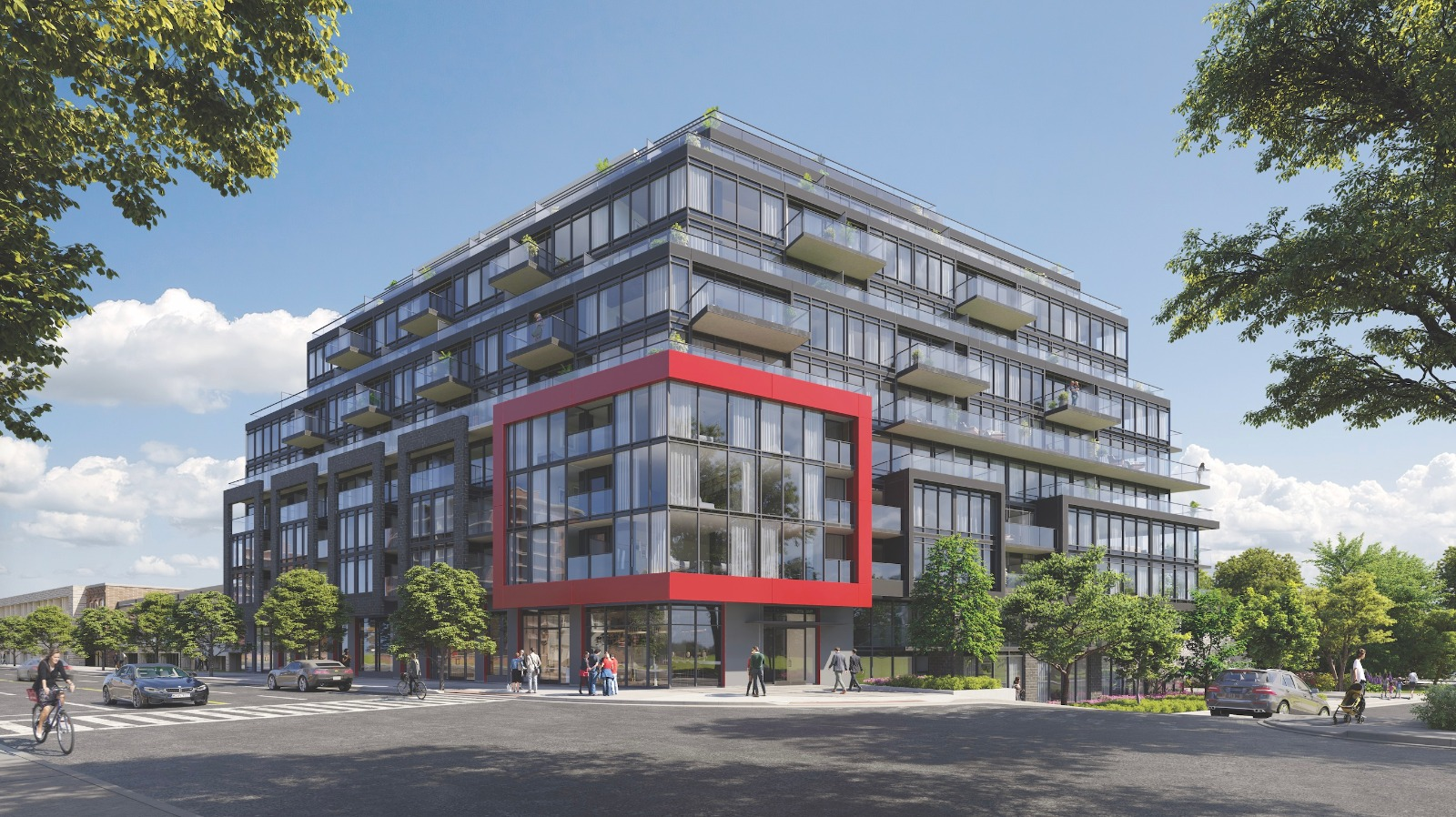 The Manderley Condos Rendering