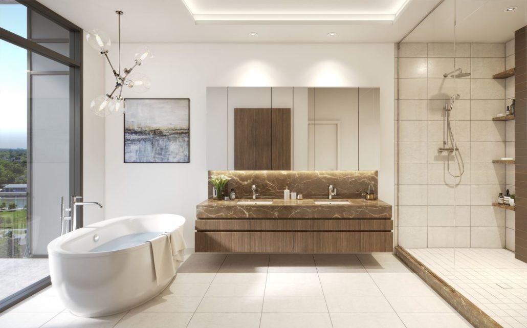 Tanu Condos Bathroom