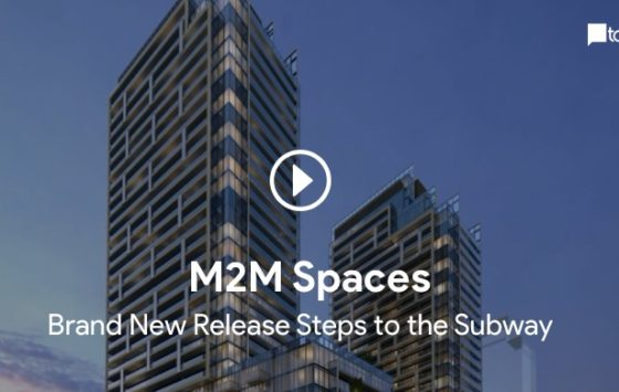 m2m spaces condos header