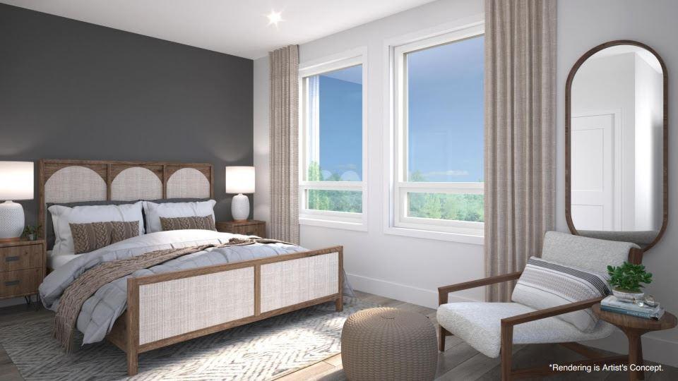 Reign Condo Bedroom