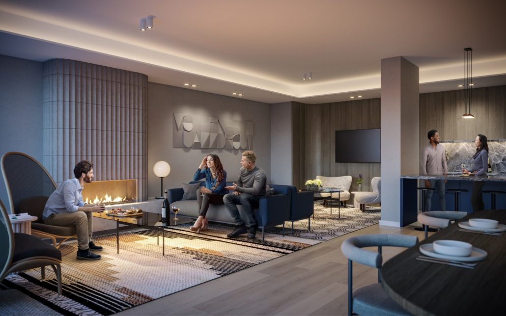 The Tailor Queensway Residences Rendering