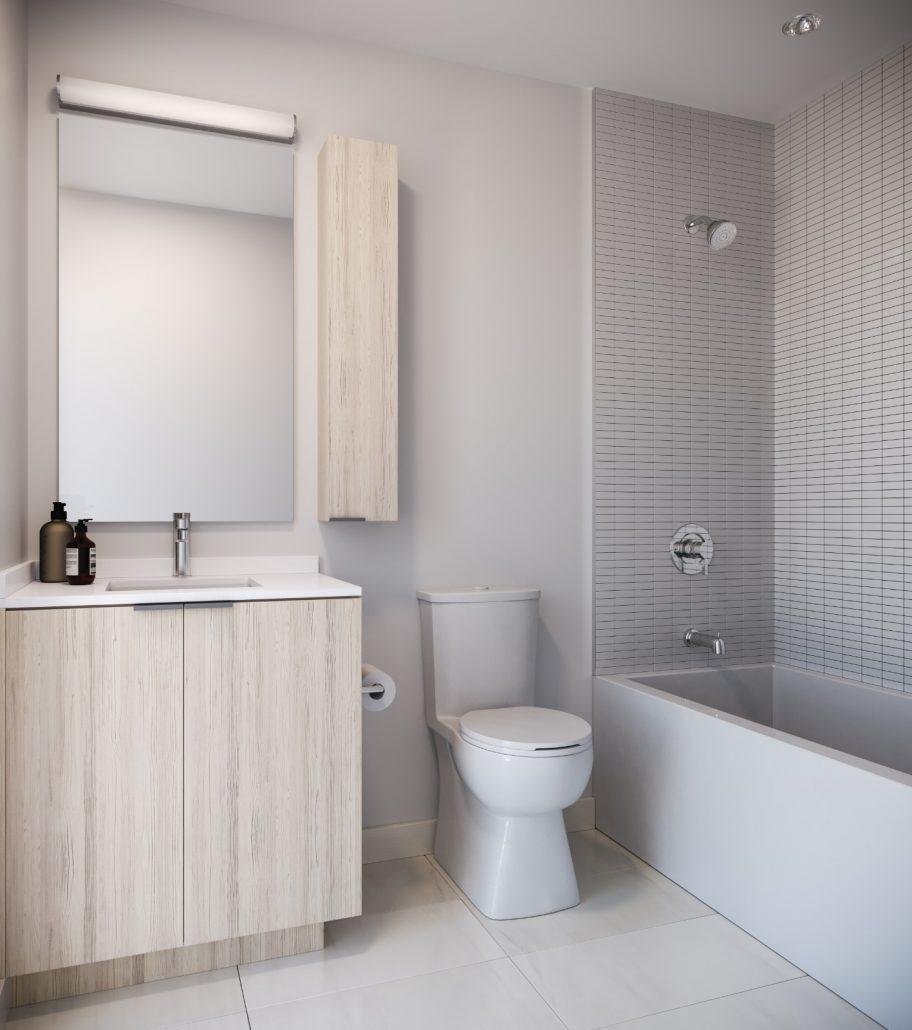 Artform Condos Bathroom