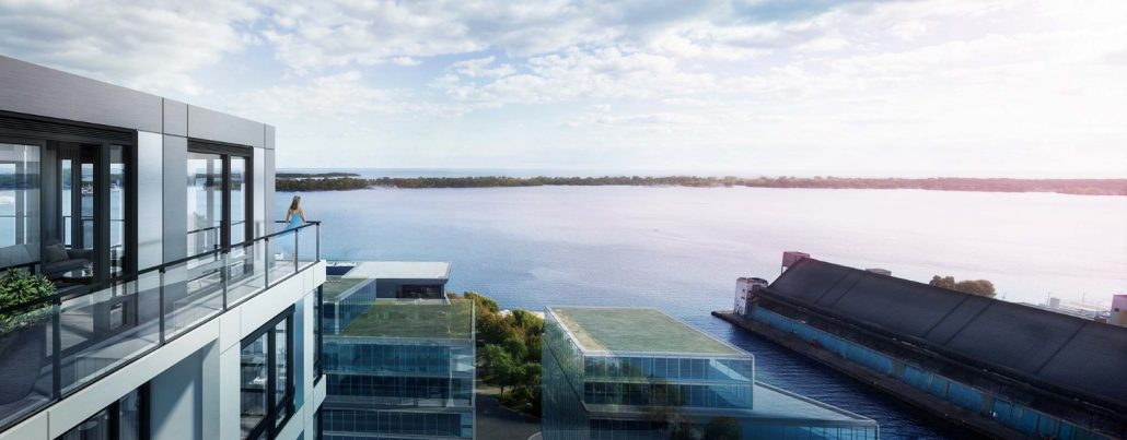 Empire Quay House Condos Rendering
