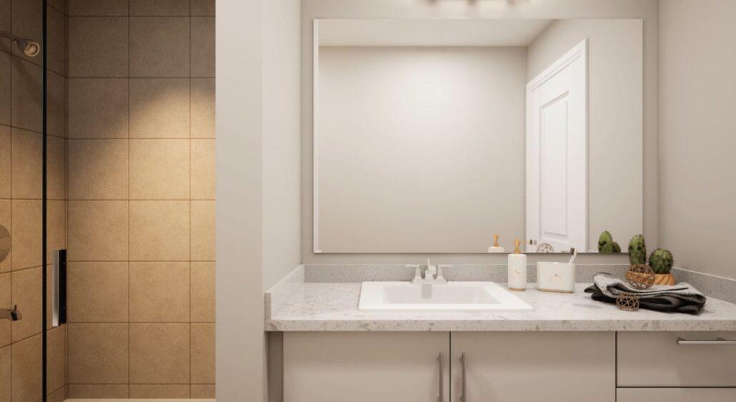 Claireville Urban Towns Bathroom
