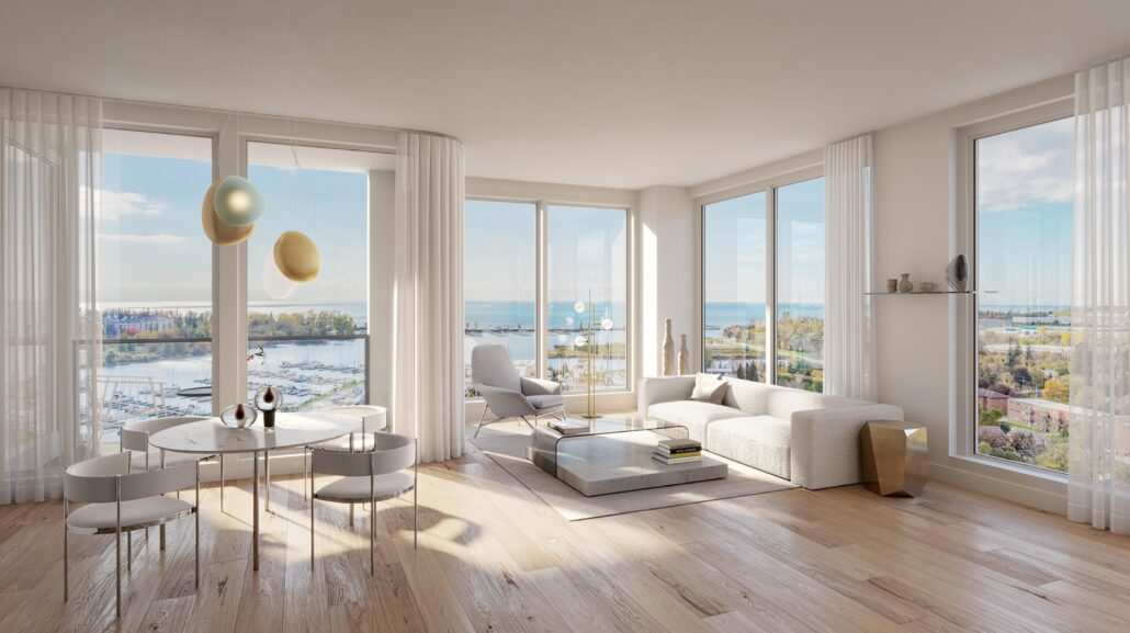 Debut Waterfront Residences Interior