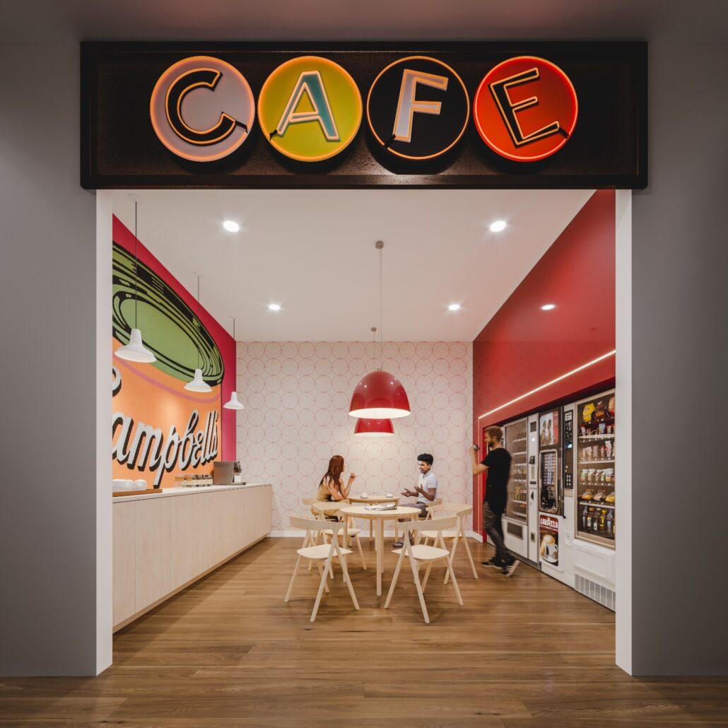 Reina Condos Cafe