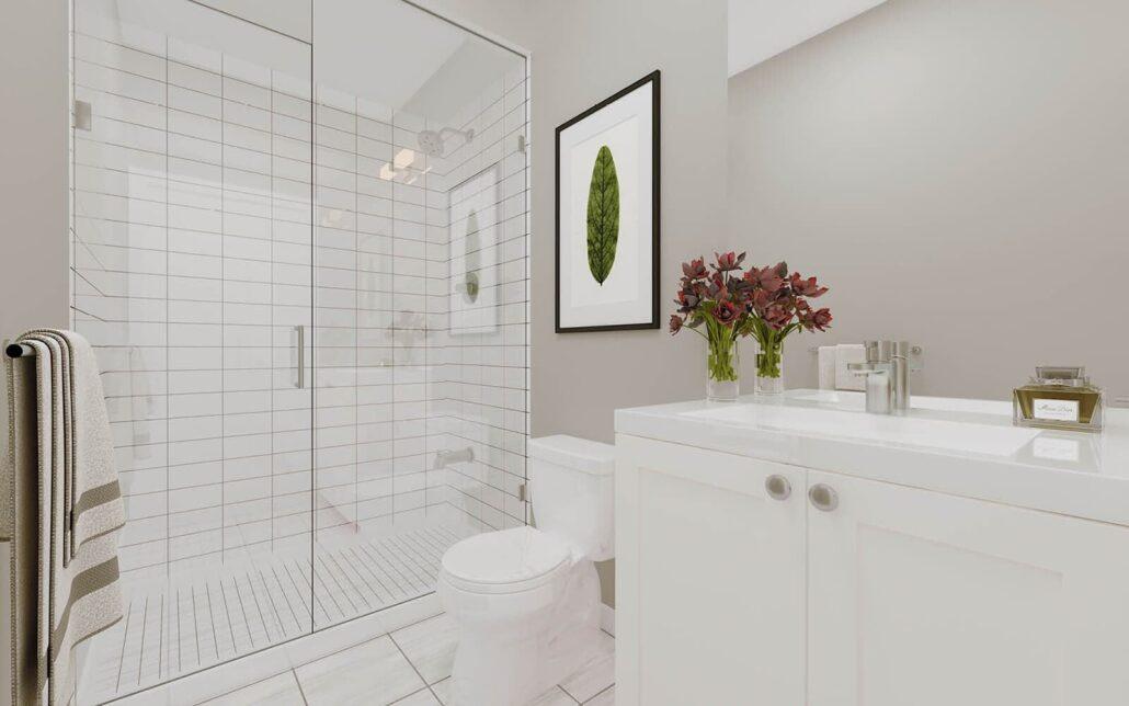 50 Ann Condos Bathroom