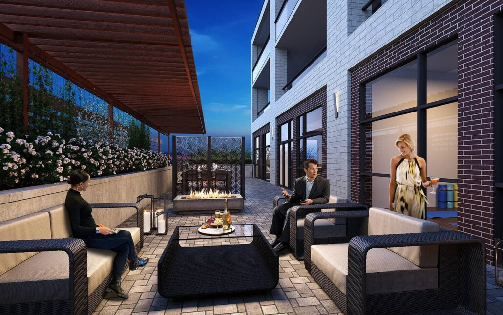 50 Ann Condos Outdoor Patio