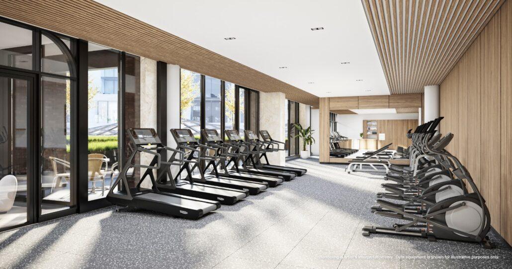 Galleria 03 Condos Gym