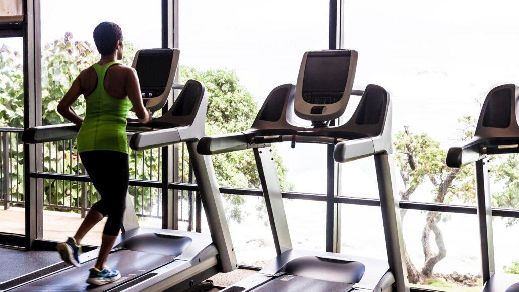 Stone & South Condos Fitness Area