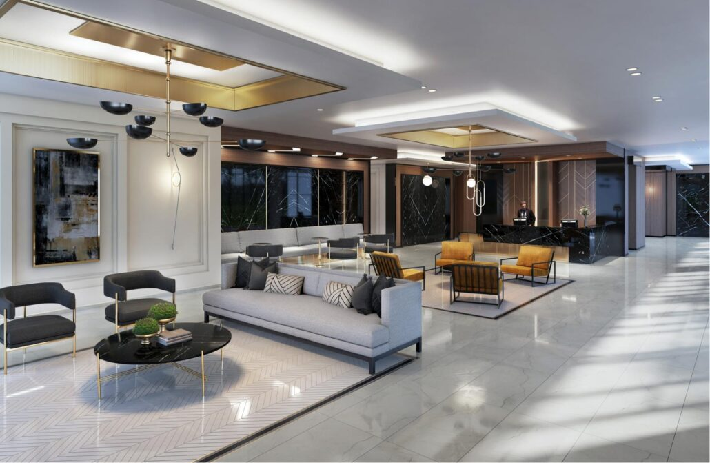 The Butler Lobby