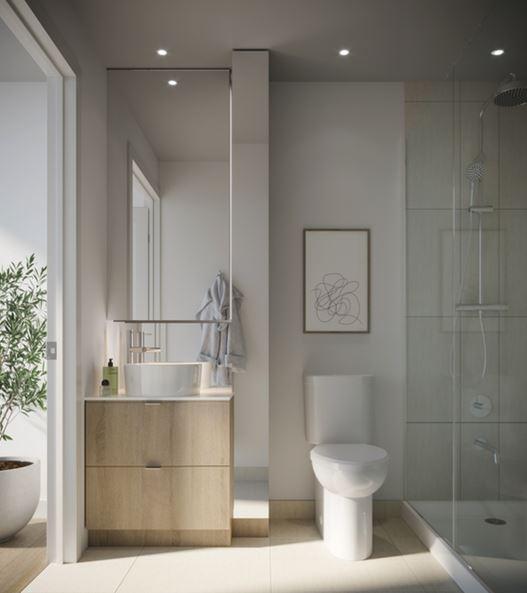 Westport Condos Bathroom