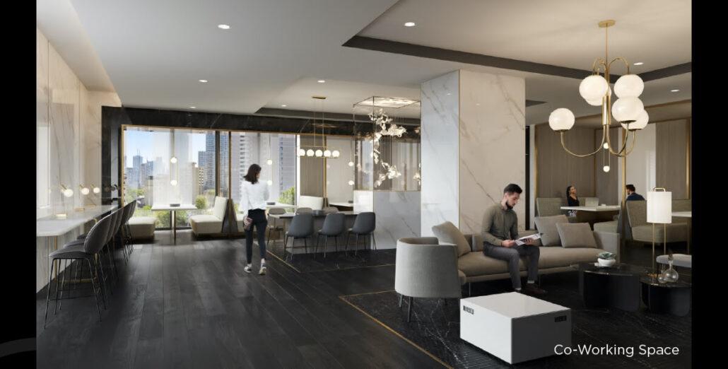 8 Wellesley Residences Co-Working Space