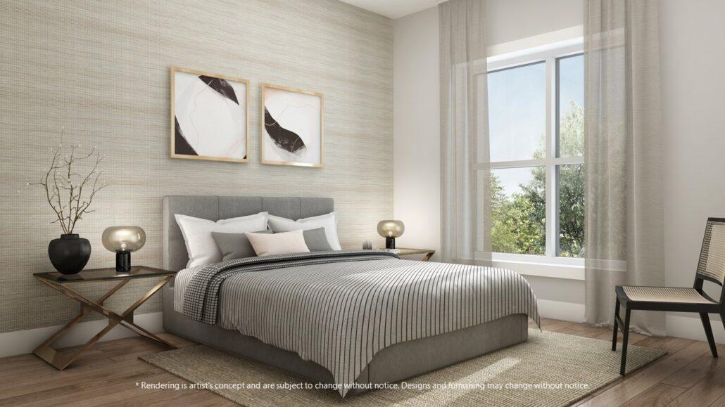 Lackner Ridge Bedroom