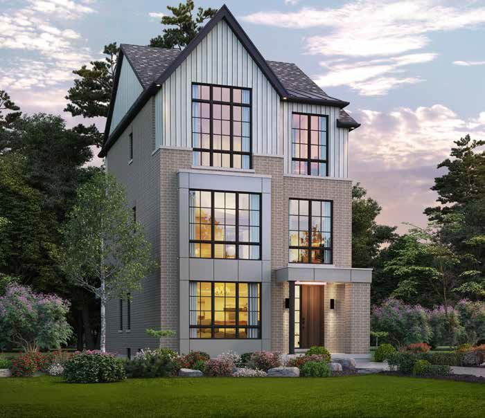 Angus Glen South Village Rendering