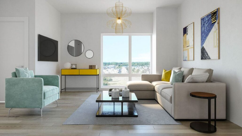 Presto Towns - Phase 2 Living Area