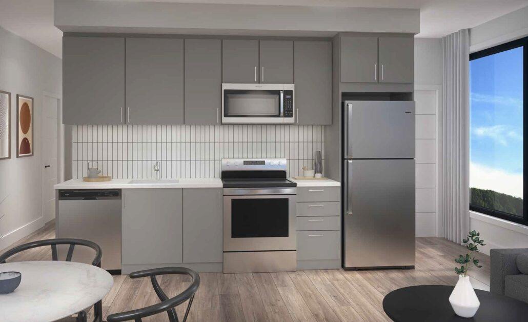 Spur Line Common - Phase 2 Kitchen