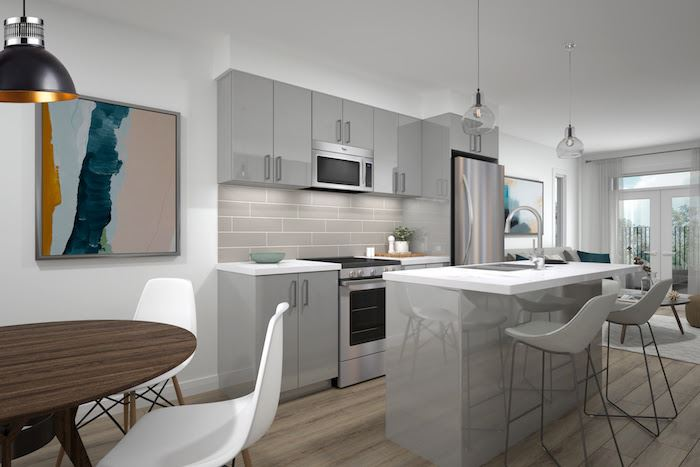 Spur Line Common Townhomes Interior