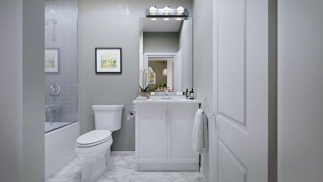 The Boutique Collection at Trend Living Bathroom