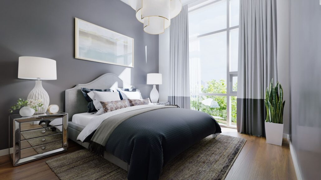 The Boutique Collection at Trend Living Bedroom