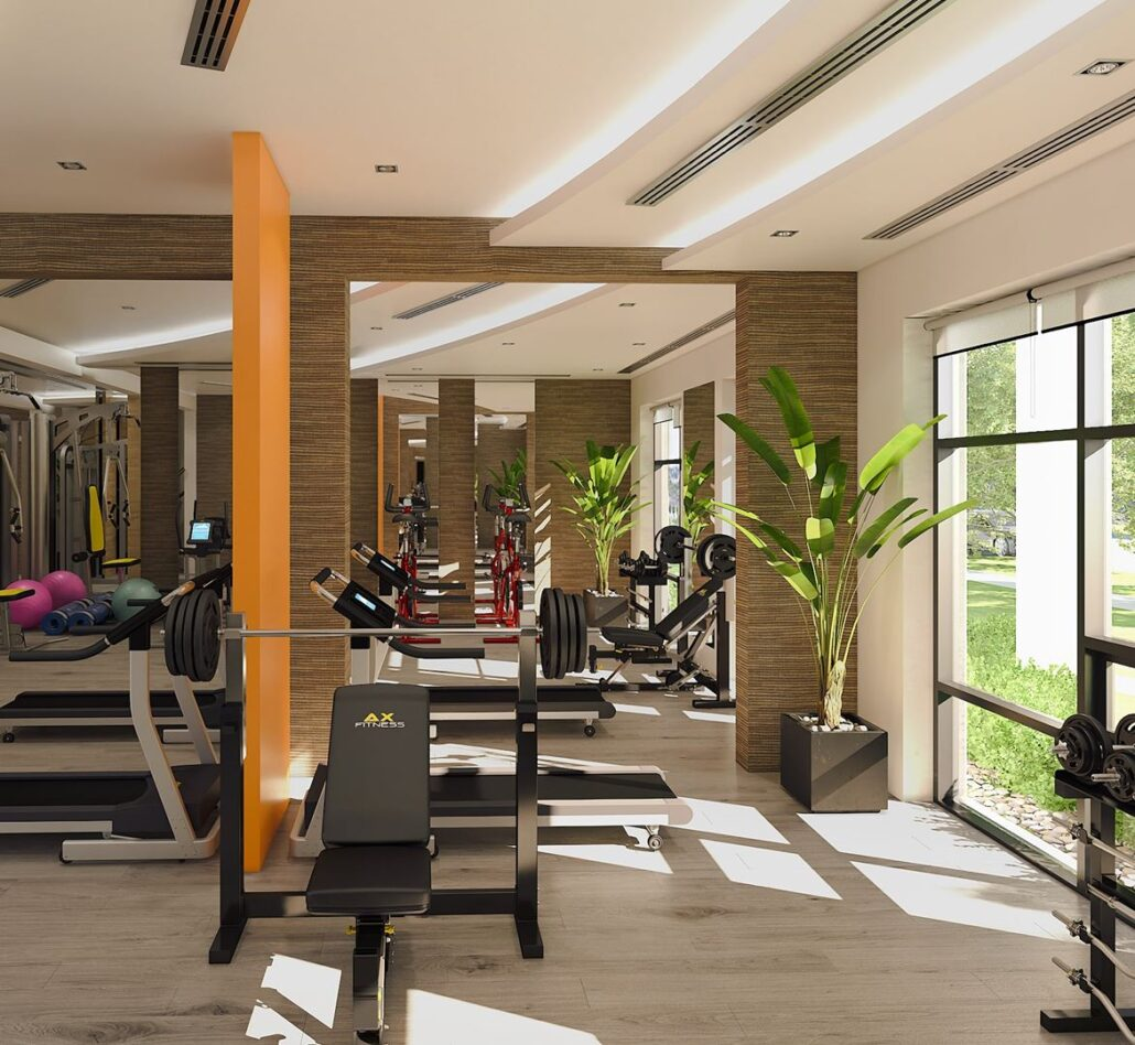 The Boutique Collection at Trend Living Fitness Facility