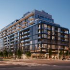 Bayview at the Village Rendering
