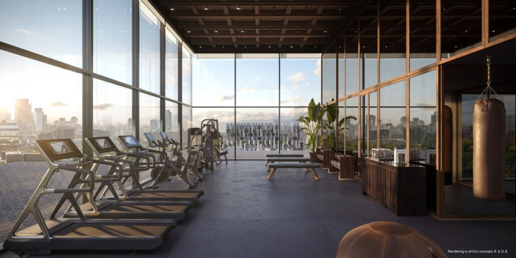 Canary House Condos Gym