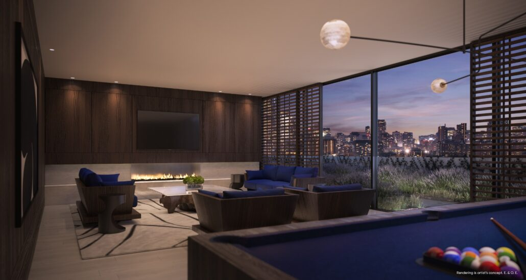 Canary House Condos Rendering
