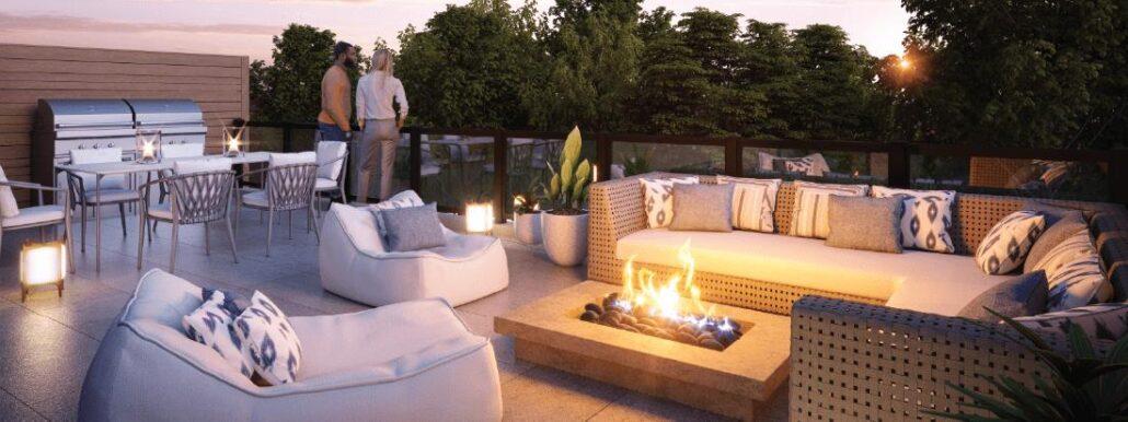 Minto Oakvillage Condos 1 Rooftop
