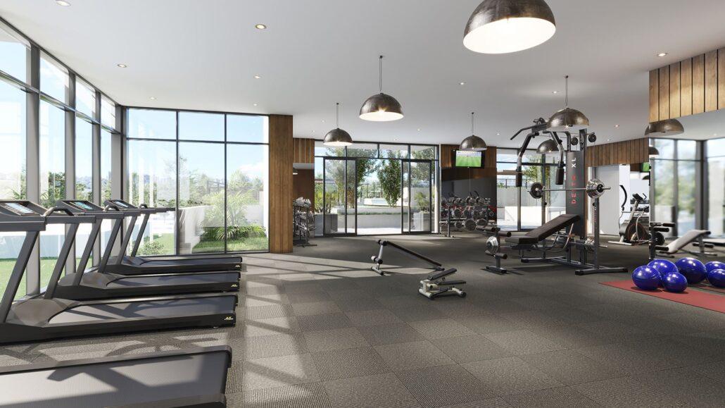 Yorkwoods Condos Gym