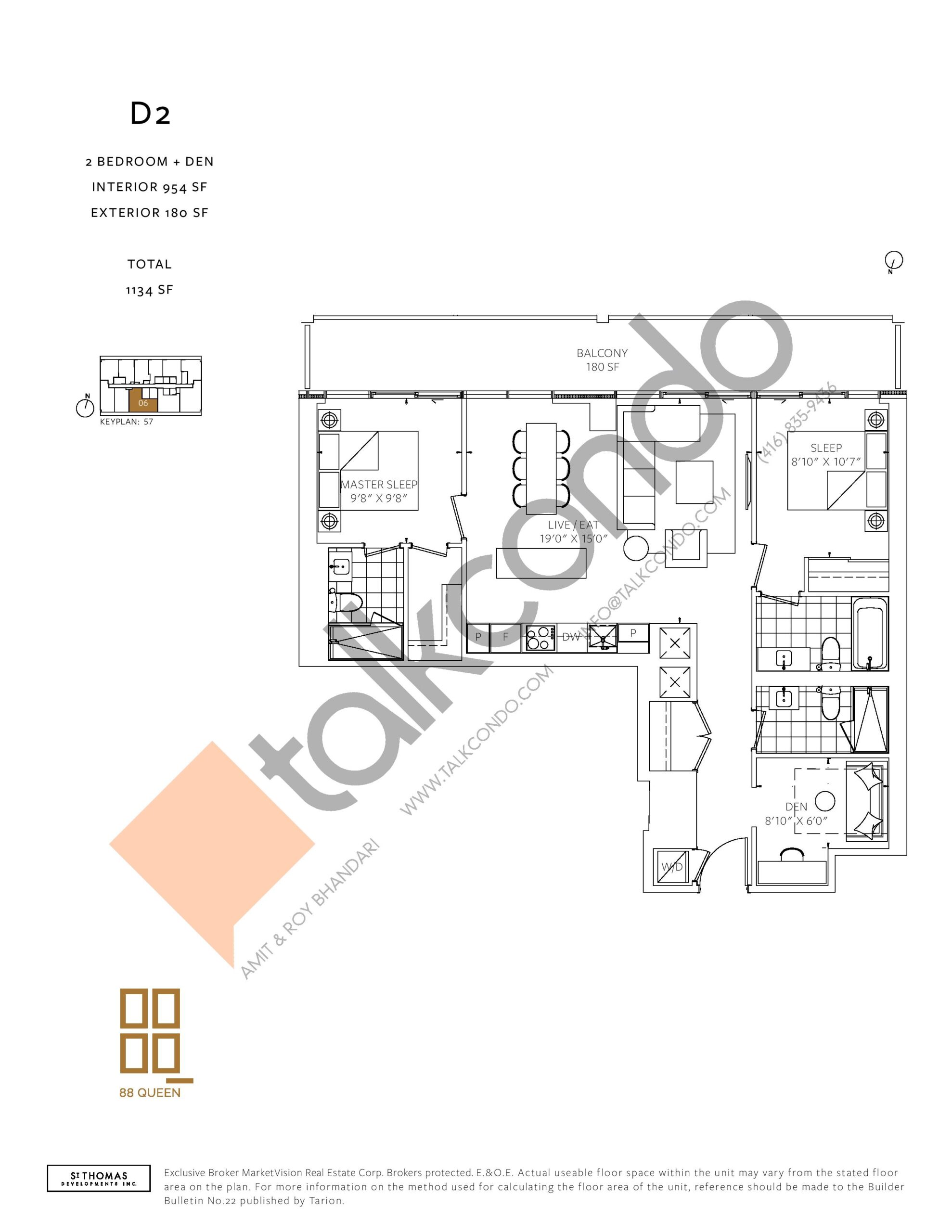 88 Queen Condos Phase 2 Floor Plans Prices Availability Talkcondo