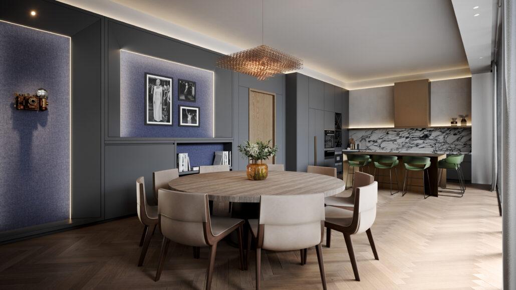 Oscar Residences Chefs Kitchen