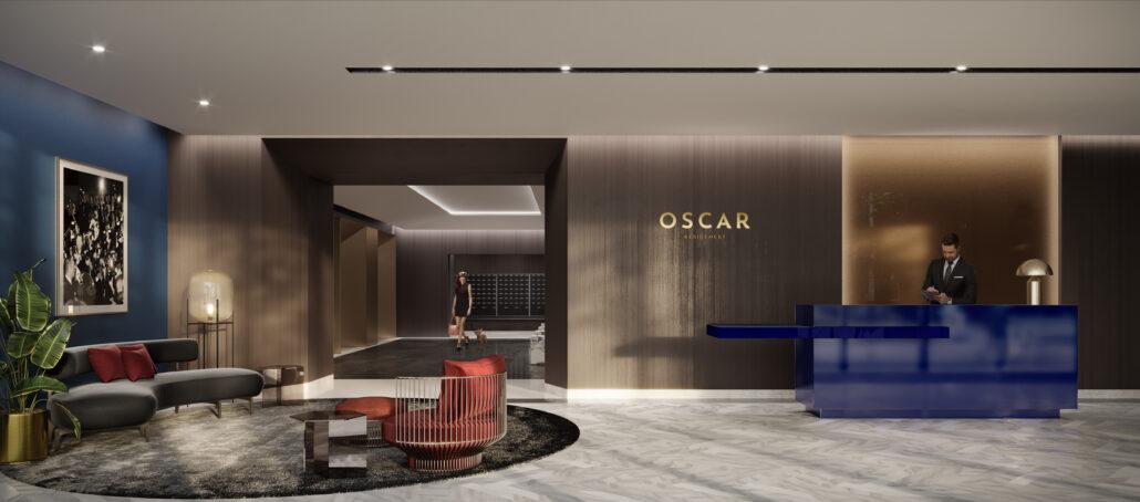 Oscar Residences Lobby