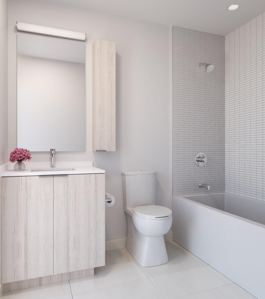 Arte Residences Condos Bathroom