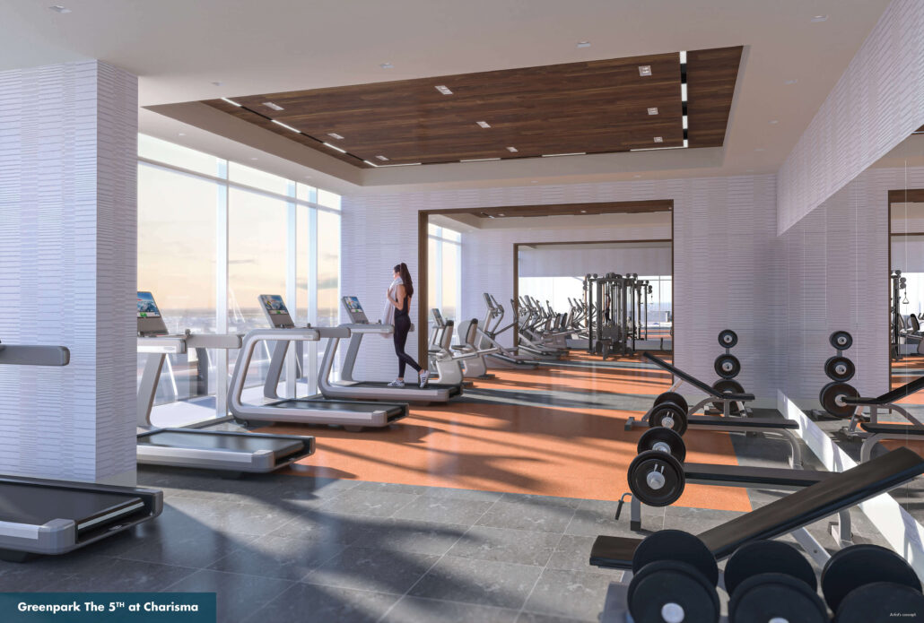 The Fifth at Charisma Fitness Studio