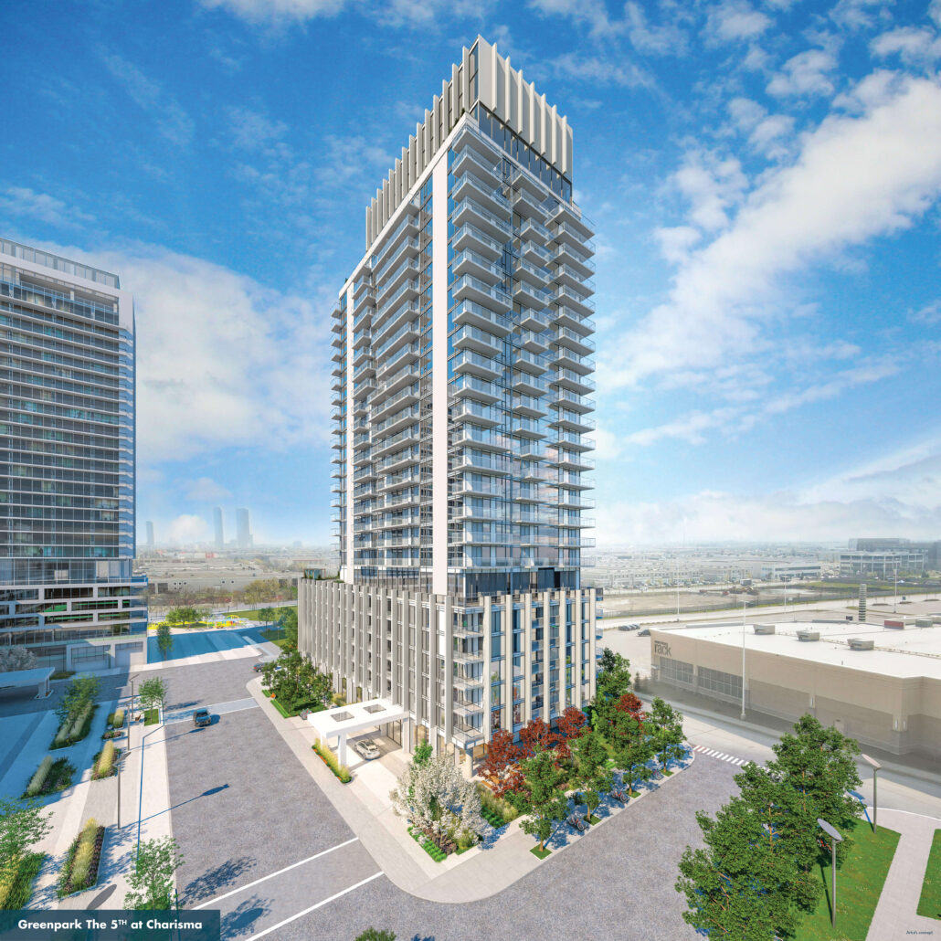 The Fifth at Charisma Rendering