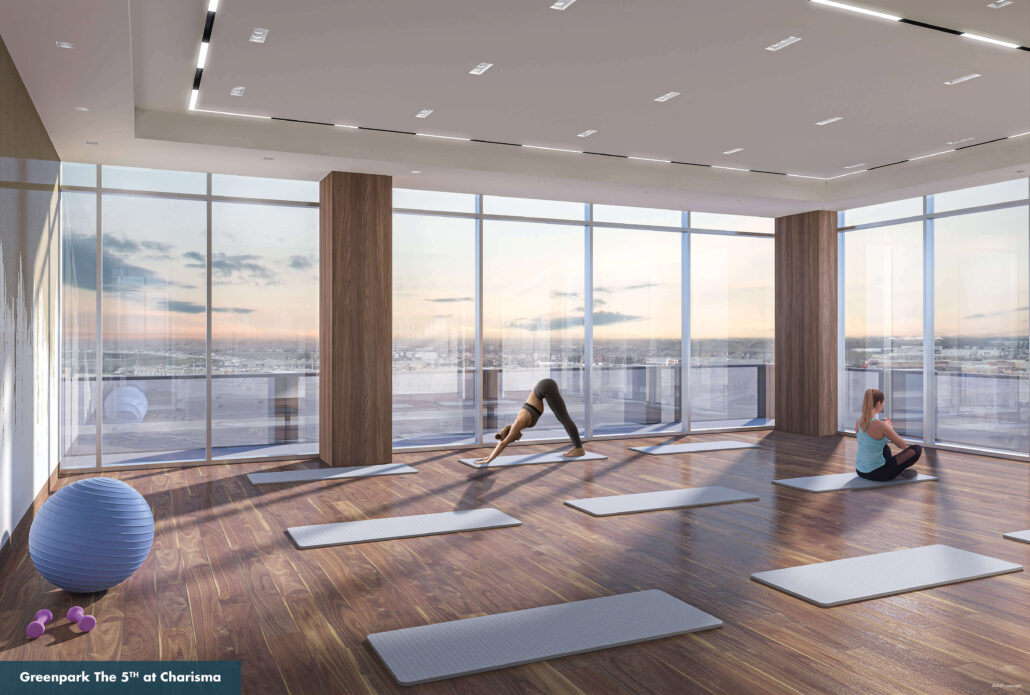 The Fifth at Charisma Yoga Room