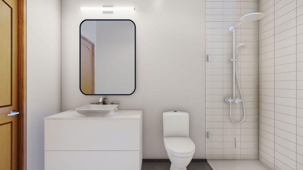Rossmont Green Bathroom