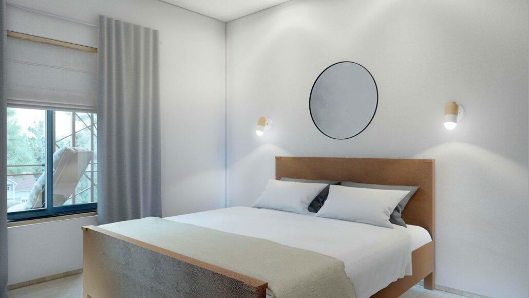 Rossmont Green Bedroom