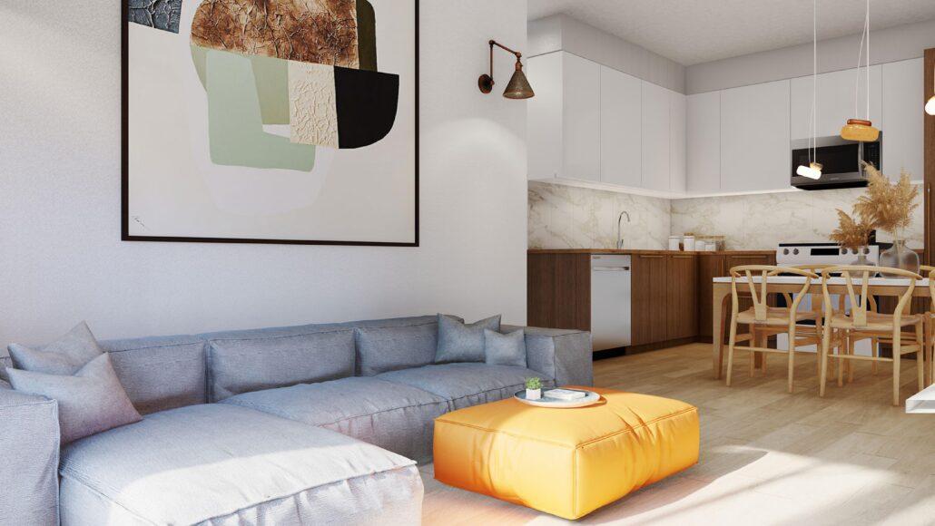 Rossmont Green Interior